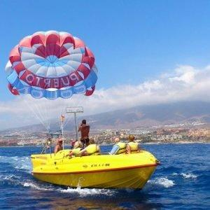 Parascending Tenerife Book Excursions Online