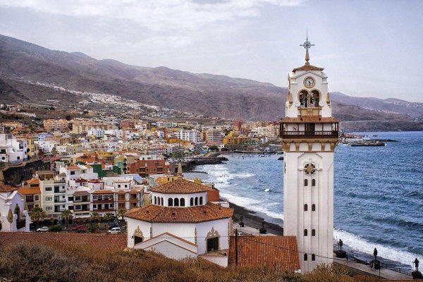 Santa Cruzand Taganana Excursion Tenerife